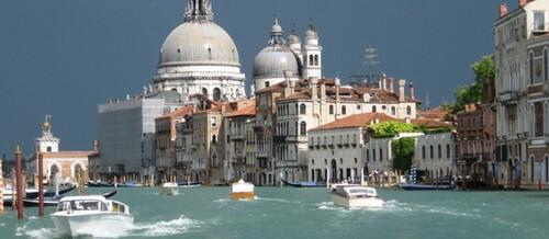 Италия Путешествие в Венецию