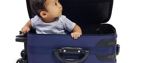 В путешествии с маленькими детьми