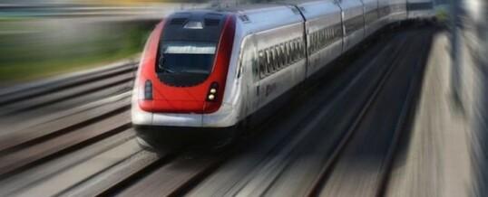 В путешествие с электронным билетом на поезд