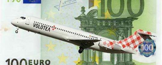 Volotea — новая бюджетная авиакомпания Италии