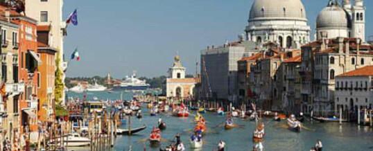 Полдня в Венеции