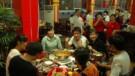 Настоящая китайская кухня в ресторане Гонконга