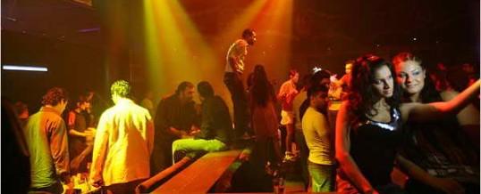 Ночные клубы Дубаи