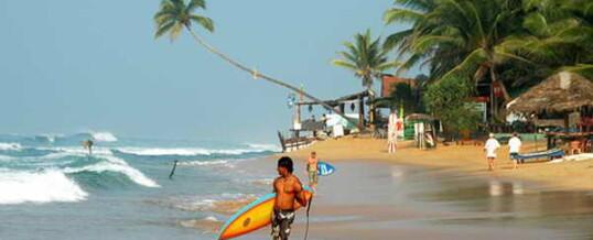 Заповедные места на острове Шри-Ланка