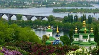 Выходные в Киеве со 100 долларами