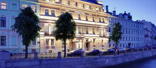 Новая итальянская гостиница в Санкт-Петербурге Domina Prestige St. Petersburg 5*