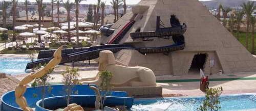 Отдохнуть в аквапарке в Шарме? Это здорово!