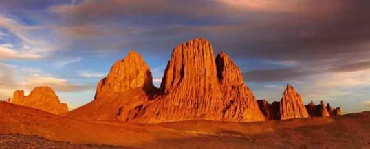 Самые красивые места в мире, опасные для туристов