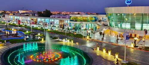 Где отдохнуть в Шарм Эль Шейхе цивильно? Район Сохо