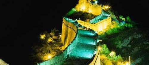 Великая Китайская стена — одно из чудес света