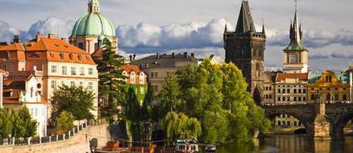 Путешествие в Прагу на выходные — Гуляем на полную!