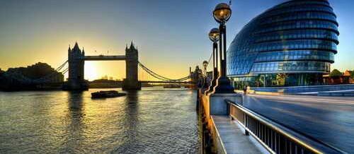 «Мажорная» поездка в Лондон, или на что потратить деньги в Лондоне