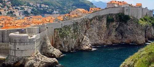 Дубровник, Старый Город – туристический центр Хорватии