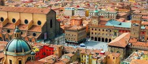 Болонья Италия Чем заняться на выходных?