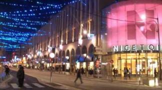 Шоппинг в Ницце, Франция
