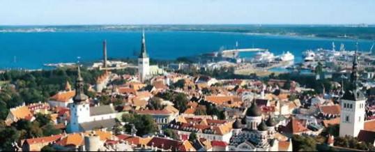 Таллин — Ностальгия по Прибалтике