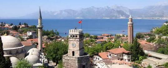 Лучший летний курорт Турции – Анталия