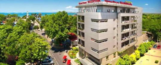 Гранд отель Валентина: прибрежный бриз, райский отдых и центр деловых встреч