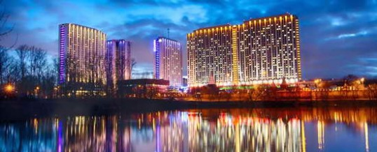Отдых в отеле «Измайлово Гамма» 3* Москва