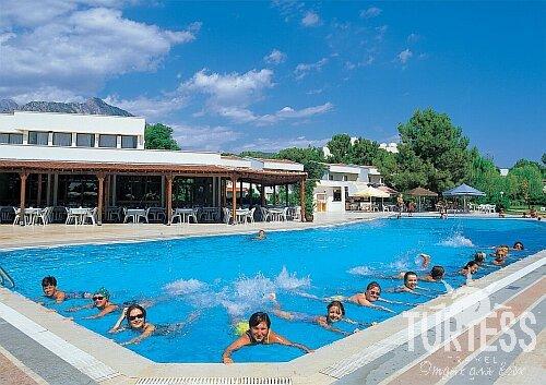 Отель Club Boran Beach - отдых всей семьей