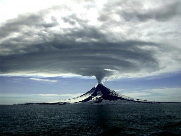 Кальдера Йеллоустоун - супер-вулкан