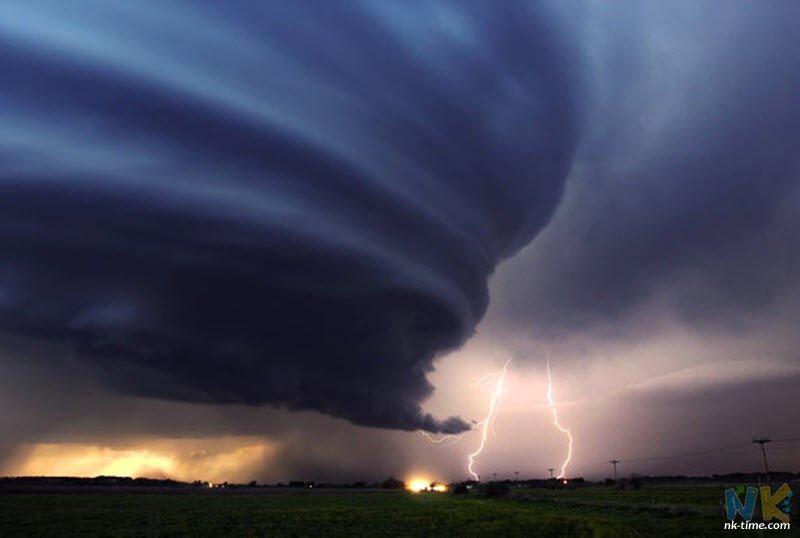 В поисках торнадо