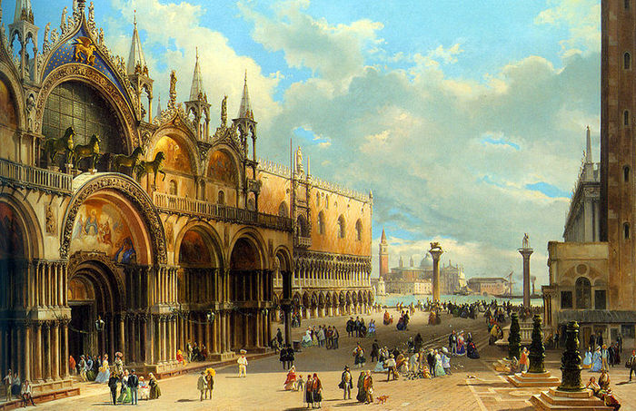Экскурсия в Венецию