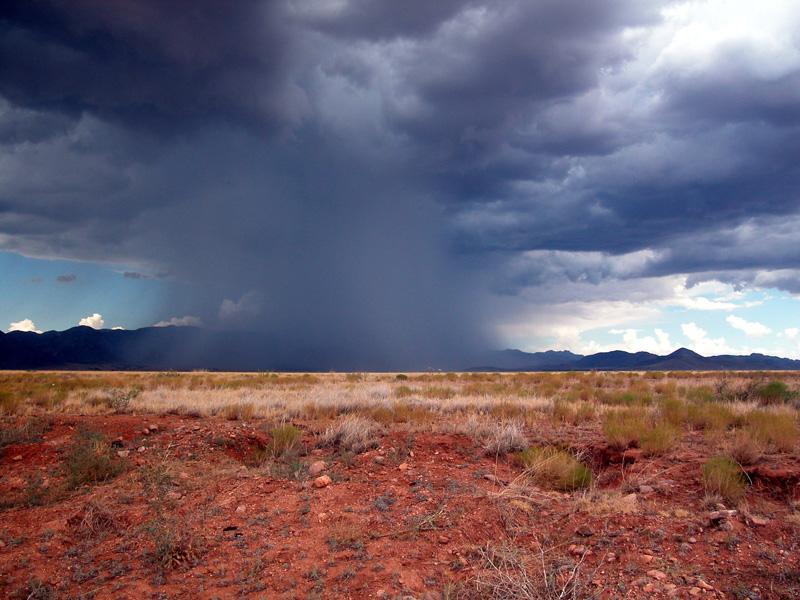 штат Аризона муссон
