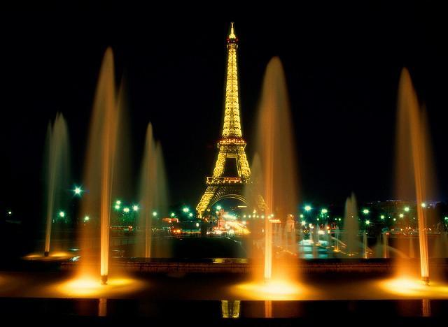 Достопримечательности Парижа.Ейфелева башня