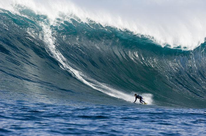 Мэверик.Серфинг