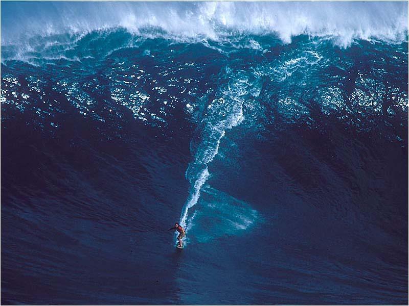 Серфинг, Мэверик