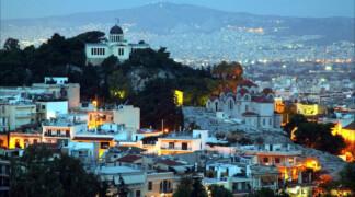 Афины — древний греческий город Знакомство