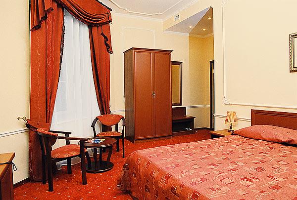 Категория отеля 2*(две звезды)