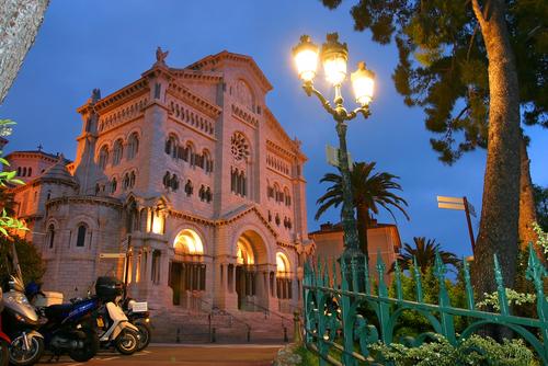 Княжество Монако, кафедральный собор