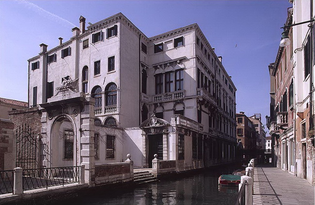 Дворец или Палаццо Градениго(Прогулки по Венеции)