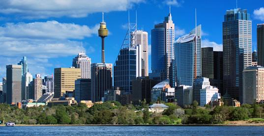 Город Сидней, Австралия