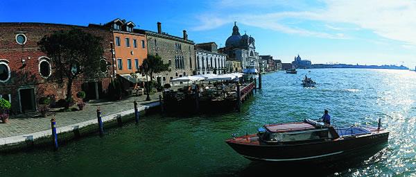 Чиприани - лучший отель Венеции