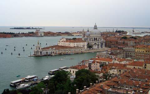 В венецианской лагуне