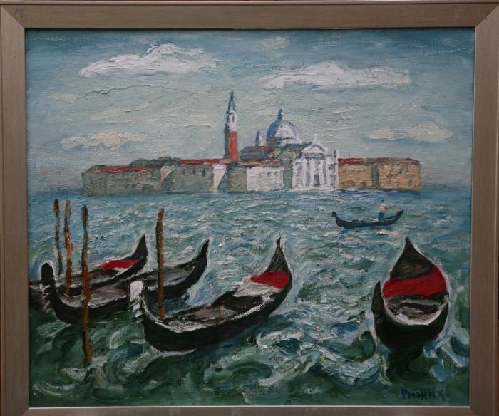 Остров Торчелло. В венецианской лагуне.