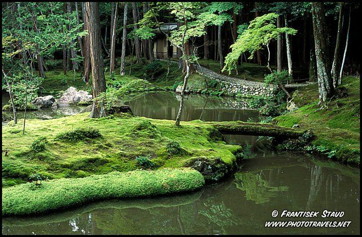 Сады Киото, Япония