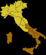 северная южная италия