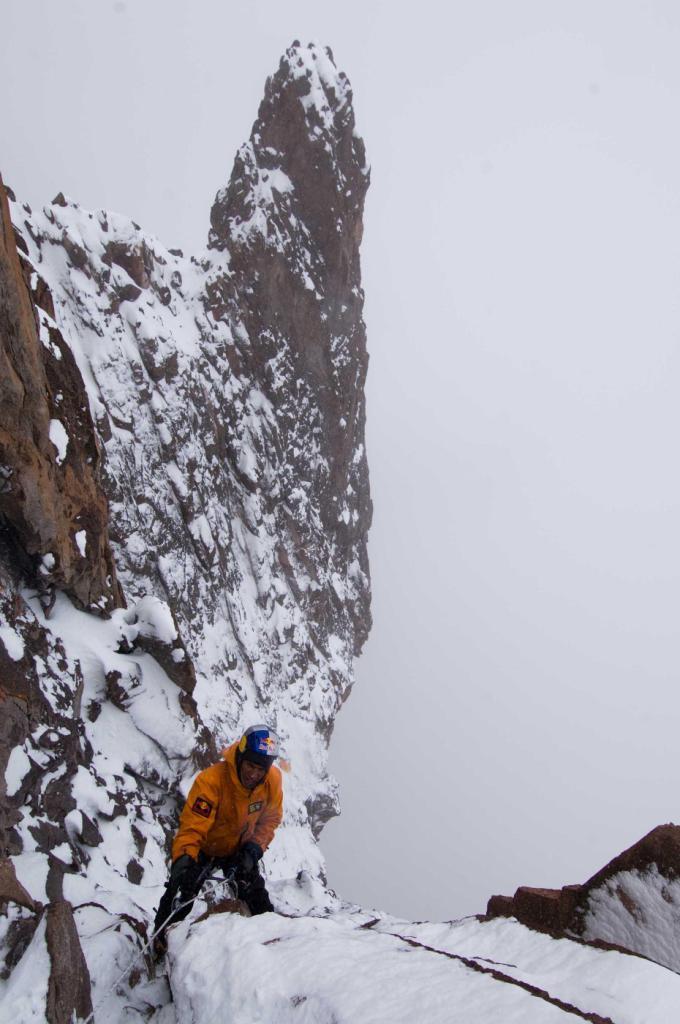 Экстремальный отдых Альпинизм