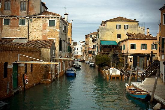 Венеция без прикрас.Экскурсия по городу