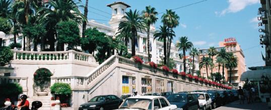 Сан-Ремо,Италия.Прекрасный город и замечательный курорт Итальянской Ривьеры.