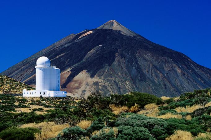 Вулкан Тейде – главная достопримечательность Тенерифе