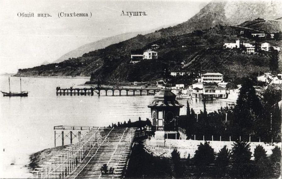 город-курорт Алушта