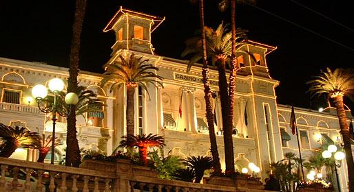Лучшее казино в Сан-Ремо