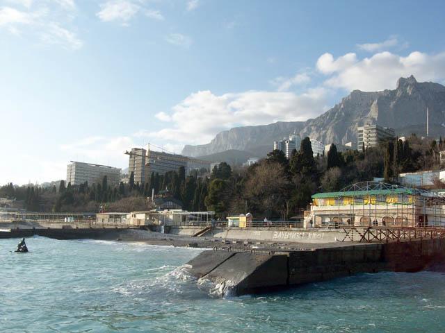 ЮБК отдых летом в Крыму