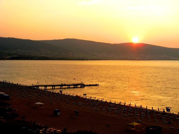 Курорт Болгарии Слынчев Бряг