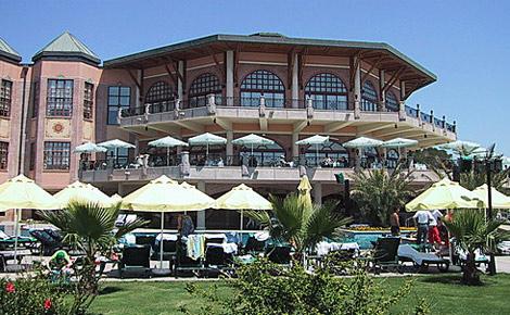 Отель делюкс Папилон Аиша
